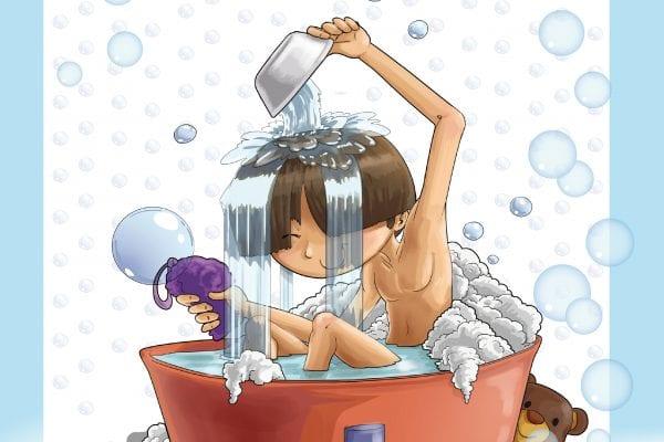 الاستحمام الدوري يحمينا من الأمراض